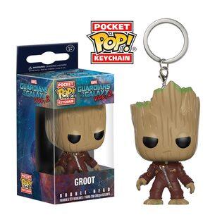 Брелок Funko Pop Грут: Стражи Галактики (Groot: Guardians of the Galaxy vol. 2) Original