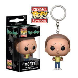 Брелок Funko POP Морти (Morty) Original