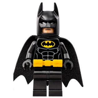 Фигурка Lepin Бэтмен черный (Batman)