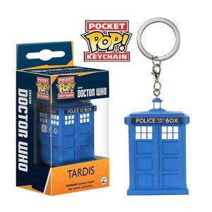 Брелок Funko POP Тардис: Доктор Кто (Tardis: Doctor Who) Original