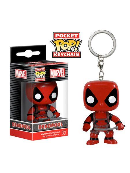 купить Брелок Funko POP Дэдпул: Марвел (Deadpool: Marvel) Original, в Ростове с доставкой
