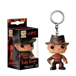 Брелок Funko POP Фредди Крюгер (Freddy Krueger) Original