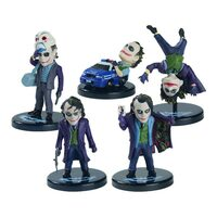 Фигурка из набора Джокер: Темный Рыцарь (Joker: The Dark Knight) 5 см. Набор 5 шт.