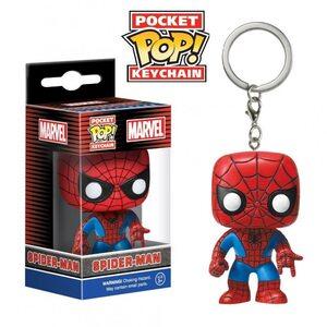 Брелок Funko POP Человек паук (Spider Man) Original
