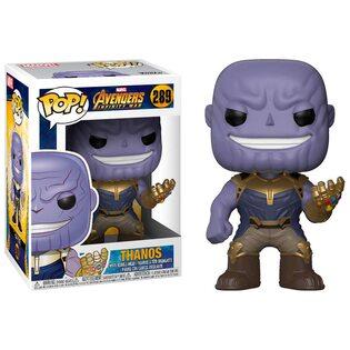 Фигурка Funko POP Танос: Марвел (Thanos: Marvel 289)