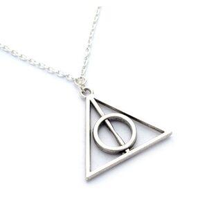 Кулон Гарри Поттер Дары смерти (Harry Potter)