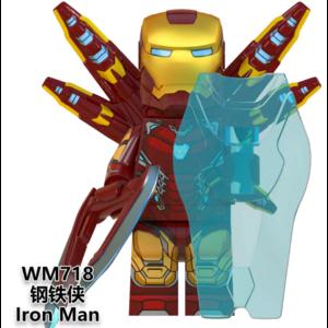 Фигурка Lepin Железный Человек с щитом (Iron Man)