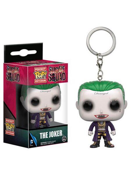купить Брелок Funko Pop Джокер Отряд Самоубийц (Joker Suicide Squad) Original, в Ростове с доставкой
