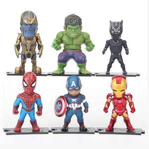 Фигурка из набора Супергерои Марвел (набор 8 шт.) 9 см.