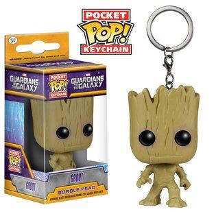 Брелок Funko POP Грут: Стражи Галактики (Groot: Guardians of the Galaxy) Original