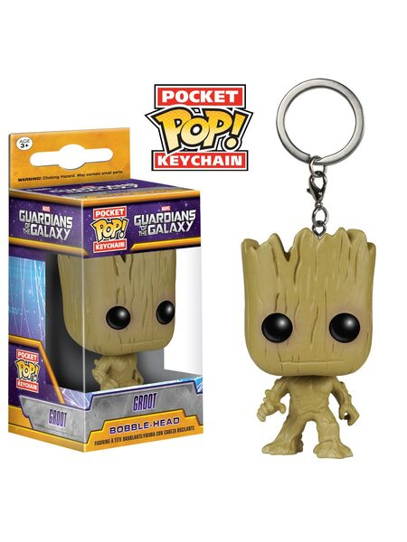 купить Брелок Funko POP Грут: Стражи Галактики (Groot: Guardians of the Galaxy) Original, в Ростове с доставкой