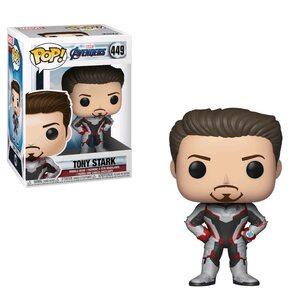 Фигурка Funko POP Тони Старк: Мстители (Tony Stark: Avengers 449) Original