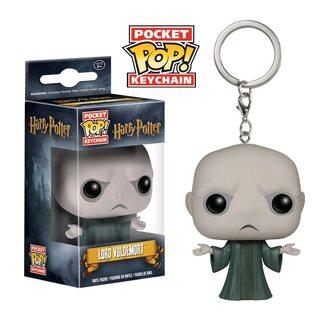 Брелок Funko POP Волан-де-Морт: Гарри Поттер (Lord Voldemort: Harry Potter)