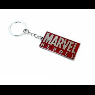Брелок Марвел лого (Marvel Heroes)