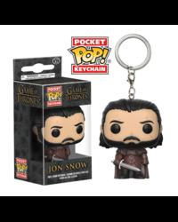 Брелок Funko POP Джон Сноу: Игра Престолов (Jon Snow: Game of Thrones) Original