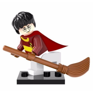 Фигурка Lepin Гарри Поттер на метле (Harry Potter)