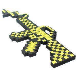 Автомат Майнкрафт зеленый (Minecraft) 63 см.