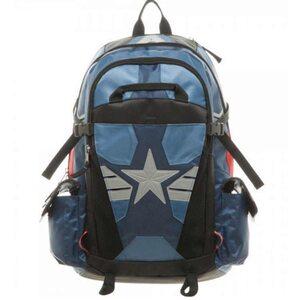 Рюкзак Капитан Америка синий (Captain America)