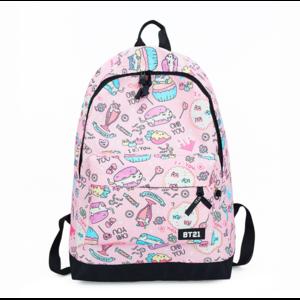 Рюкзак Розовый для девочек