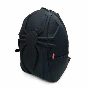 Рюкзак Человек Паук объемный черный (Spider-Man)
