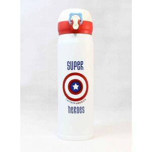 Термос Капитан Америка (Captain America) 500 мл.