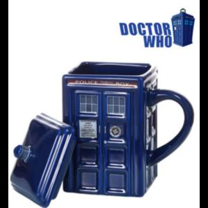 Кружка Тардис: Доктор Кто (Tardis: Doctor Who) керамическая