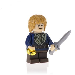 Фигурка Lepin Бильбо Бэггинс: Властелин Колец (Bilbo Baggins: Lord Of The Rings)