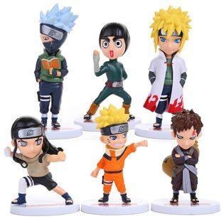 Фигурка из набора Наруто (Naruto 10 см.) Набор 12 шт.