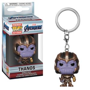 Брелок Funko POP Танос в шлеме: Мстители (Thanos: Avengers) Original