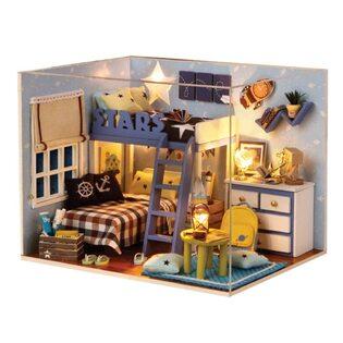 Конструктор Комната с двухъярусной кроватью (Star Trek)
