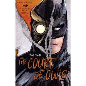 Комикс Бэтмен. Суд Сов