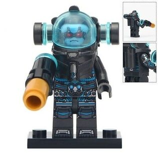 Фигурка Lepin Мистер Фриз (Mr. Freeze)