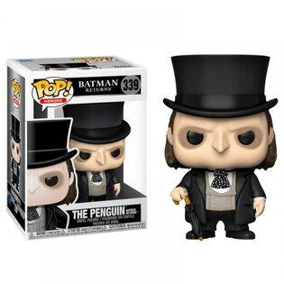 Фигурка Funko POP Пингвин: Бэтмен Возвращается (Penguin: Batman Returns 339) Original