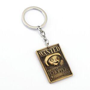 Брелок Wanted Monkey: One Piece